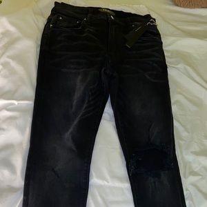 Black Mike Amiri Jeans